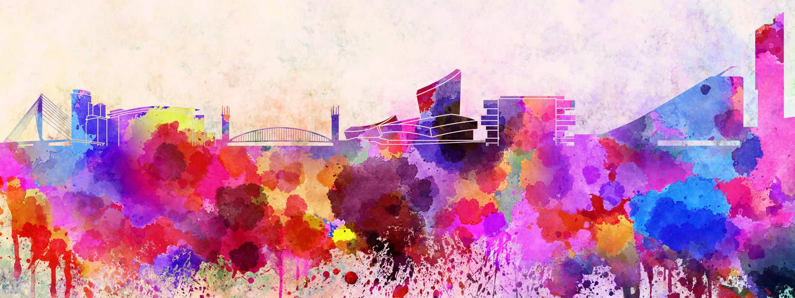 Manchester Skyline P4 Planning